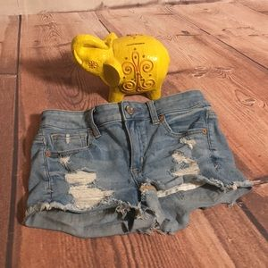 American Eagle Outfitters Shortie Shorts